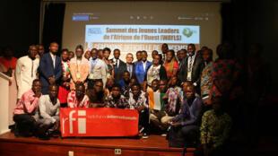 Sommet des Jeunes Leaders de l'Afrique de l'Ouest (WAYLS) à Cotonou (Bénin).
