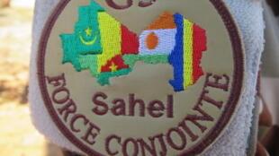La force conjointe G5 Sahel.