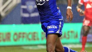 Le Togolais Floyd Ayité.
