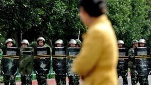 Pour appuyer leur demande, les députés canadiens pointent notamment «l'endoctrinement politique et antireligieux», «le travail forcé» et «la destruction de sites culturels» que subit la minorité musulmane ouïghoure dans le Xinjiang.