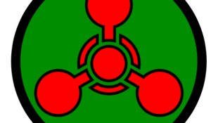 Chemical weapons symbol used by the US army