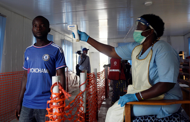Wata cibiyar kula da masu dauke da cutar Ebola a Congo