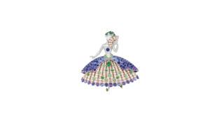 La princesa Hemera se une a las bailarinas y a las hadas creadas por Van Cleef & Arpels desde 1940.