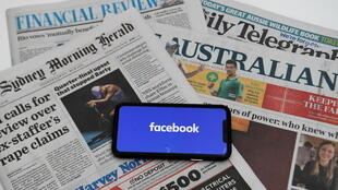 2021-02-18 AUSTRALIA MEDIA FACEBOOK news media nespapers