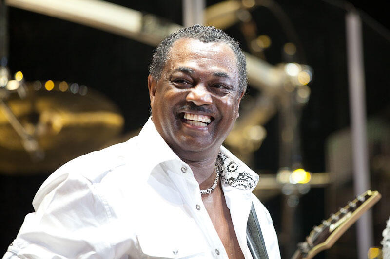 Robert «Kool Bell», bassiste de Kool & the Gang.