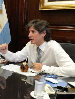 Mataimakin shugaban kasar Argentina Amado Boudou
