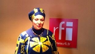 Samia Orosemane à RFI.