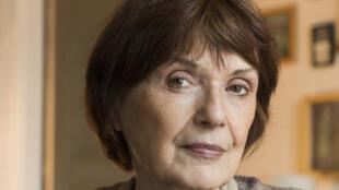 Michèle Lesbre.