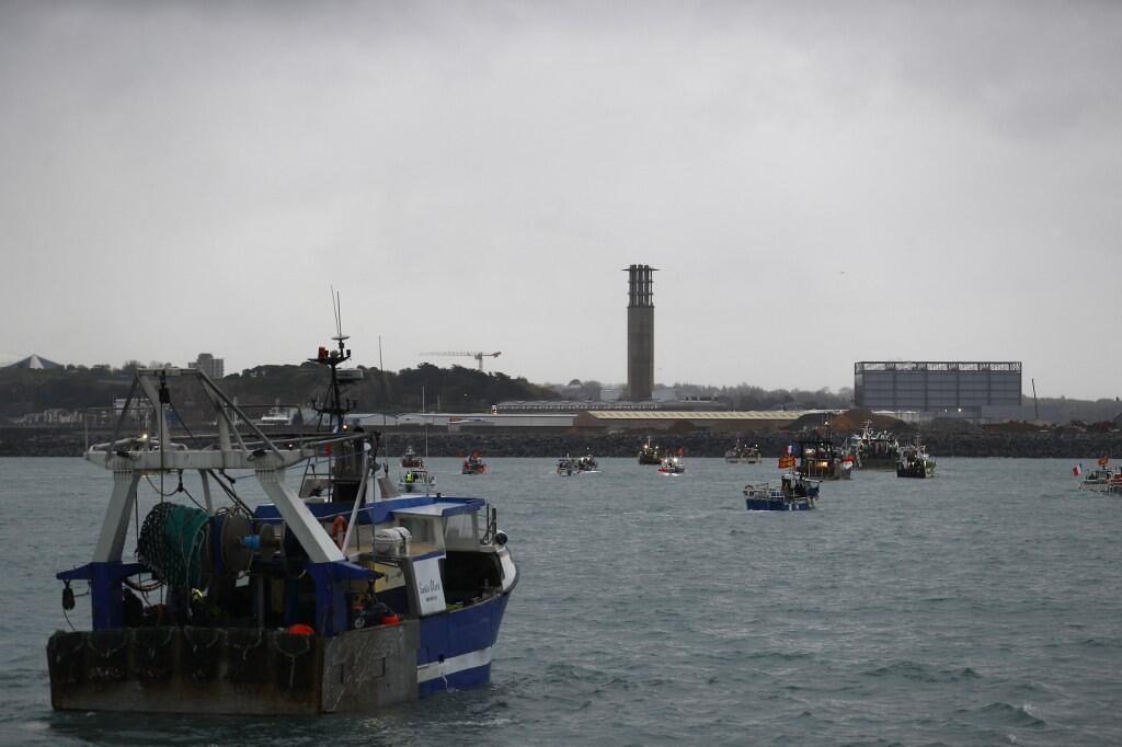 Pêche Saint Hélier Jersey