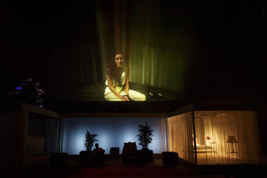 """2666"" de Julien Gosselin en el Festival de teatro de Aviñón."