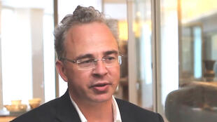 Emmanuel Lincot, historien, universitaire, spécialiste de la Chine (Capture d'écran).