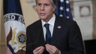 Госсекретарь США Энтони Блинкен призвал власти РФ прекратить преследование «независимых голосов».