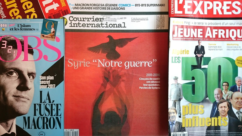 Capas das Revistas desta semana.