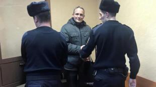 Датчанин Деннис Кристенсен, лидер общины «Свидетели Иеговы» в Орле, которого в феврале 2019-го приговорили к шести годам лишения свободы за экстремизм