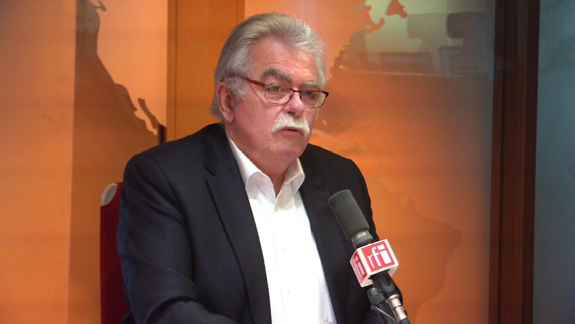 André Chassaigne, député communiste du Puy-de-Dôme.
