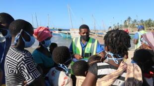 Mozambique - Moçambique - Pemba - Deslocados - OIM