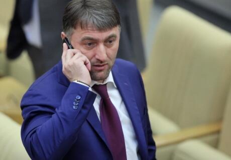 """Адам Делимханов - депутат Госдумы от """"Единой России"""""""