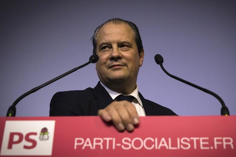 Jean-Christophe Cambadélis, premier secrétaire du Parti Socialiste.