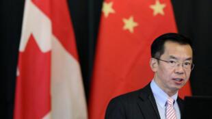 Chine - Ambassadeur chinois en France - Lu Shaye