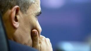 美國第44任總統奧巴馬即將卸任