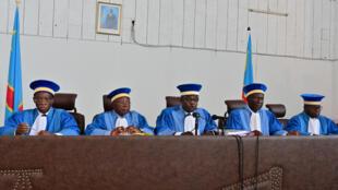 La prestation de serment des juges nommés à la Cour constitutionnelle fait polémique au sein de la coalition au pouvoir en RDC (image d'illustration)