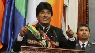 Morales: quatro mandatos consecutivos?