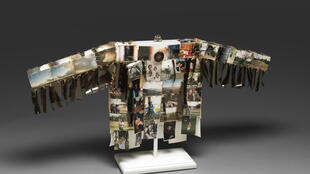 War shirt - American Indian Art, collection Sandra Spang (1960)
