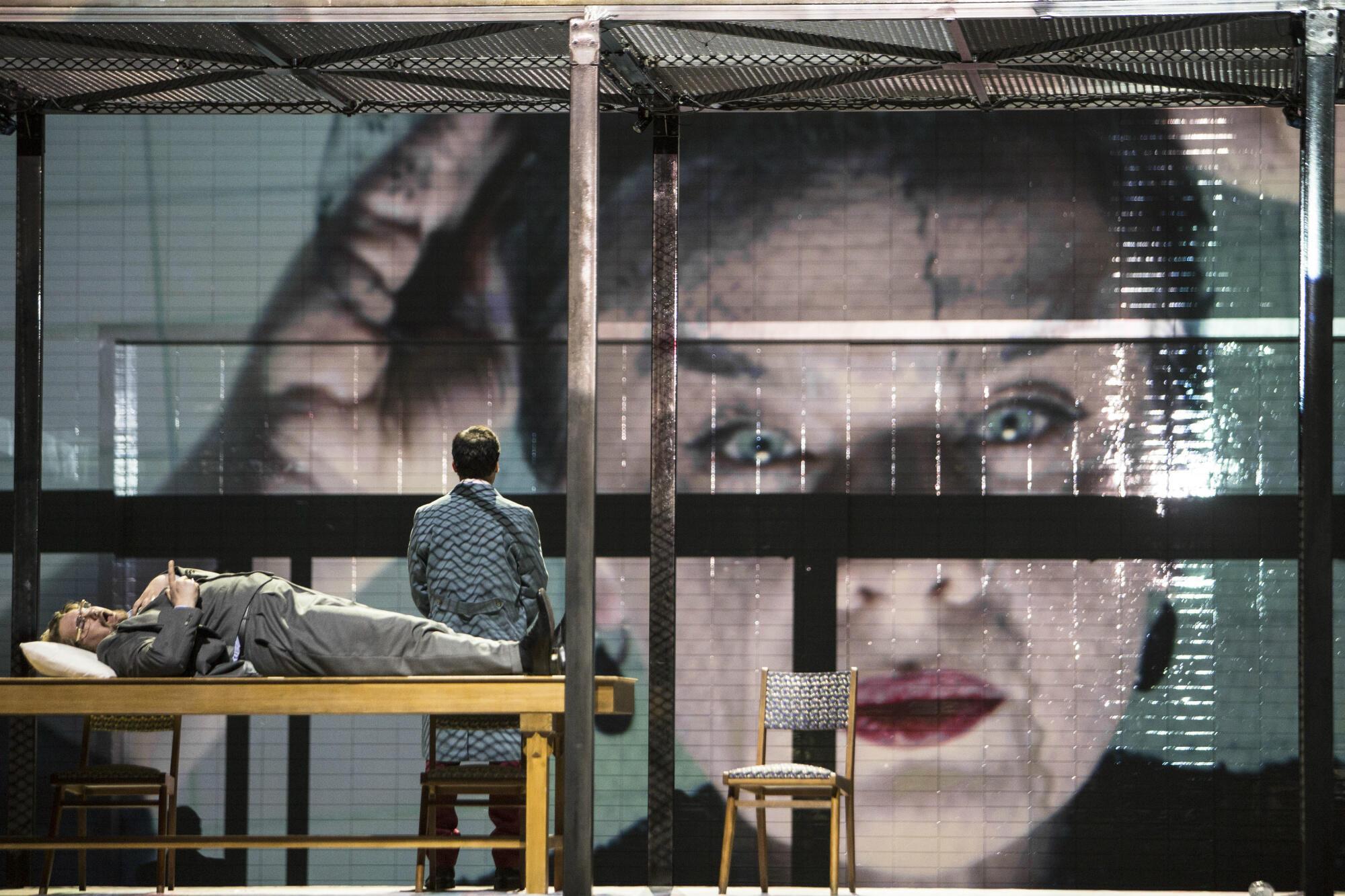 «Леди Макбет Мценского уезда» на сцене Парижской оперы, Апрель 2019 г.