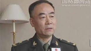 李作成升任為中央軍委聯合參謀部參謀長