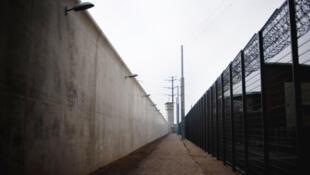 Prison de Corbas, située dans la périphérie lyonnaise.