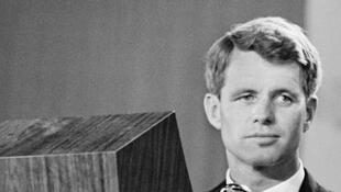 Robert Kennedy le 2 juin 1964 à New York.