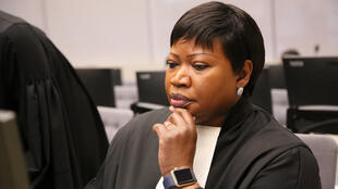 Fatou Bensouda, Prosecutor of the International Criminal Court, 28 January 2016.