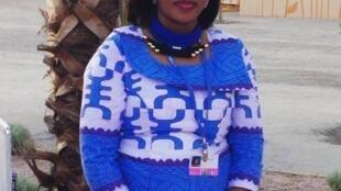 Malian climate activist Mariam Diallo Drame