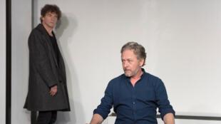 Léonie Simaga met en scène «Pour un oui, pour un non», de Nathalie Sarraute.