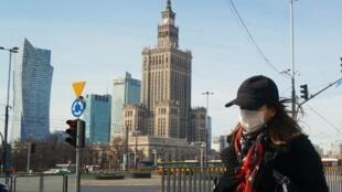 Thủ đô Vacxava, Ba Lan. Ảnh minh họa.