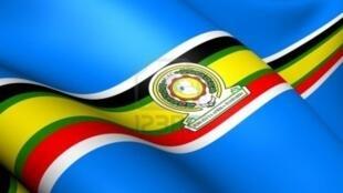 Bendera ya Jumuiya ya Afrika Mashariki