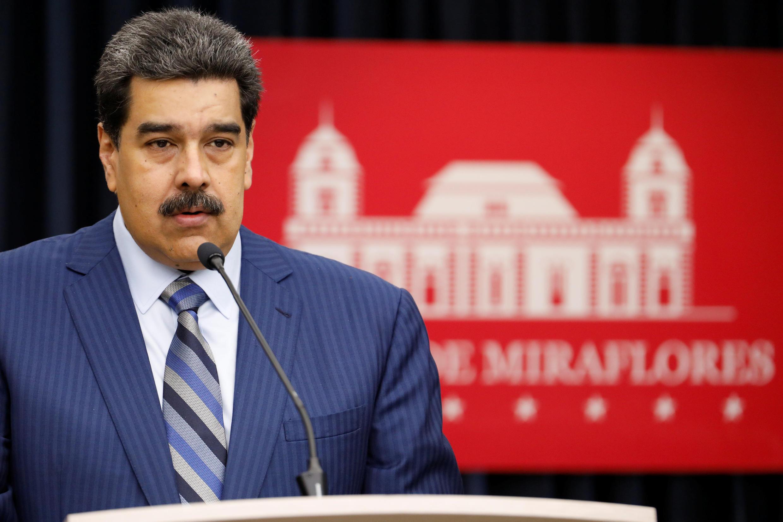 Maduro toma posse nesta quinta-feira (10).