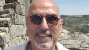 O  pesquisador e professor de artes da Universidade Estadual do Rio de Janeiro, Felipe Ferreira.