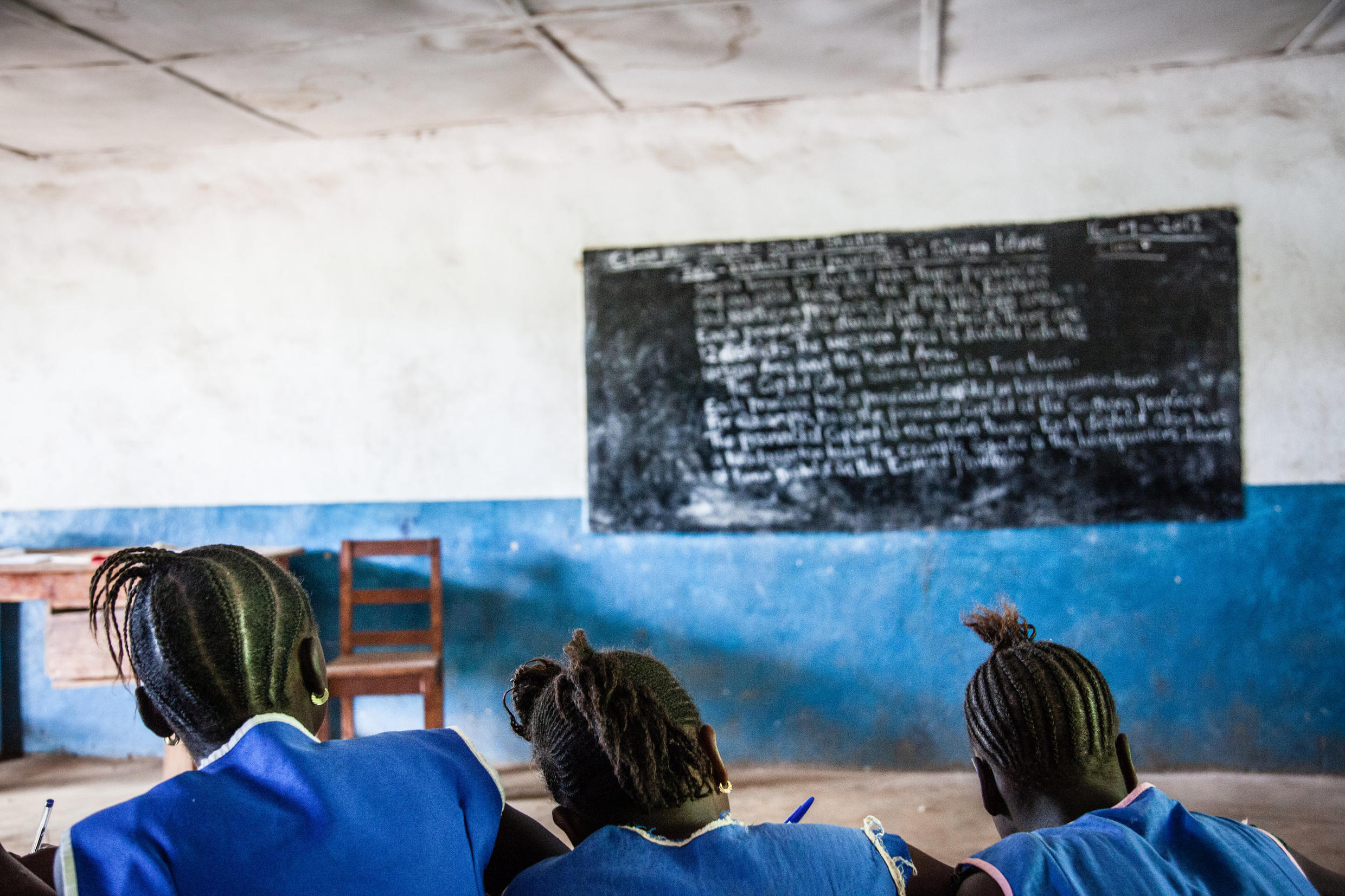 Visibly pregnant girls in primary and secondary schools will not be able to take their exams