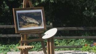 Sur le chemin de Courbet...