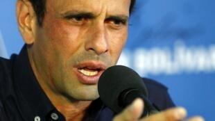 Henrique Capriles, que perdeu as eleições para seu rival e presidente Nicolás Maduro, diz que vai apresentar mais de 52 mil provas para confirmar fraudes no processo eleitoral venezuelano.