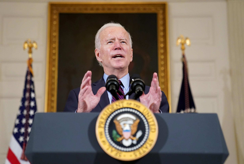 Rais wa Marekani , Joe Biden azungumza na Xi Jinping.