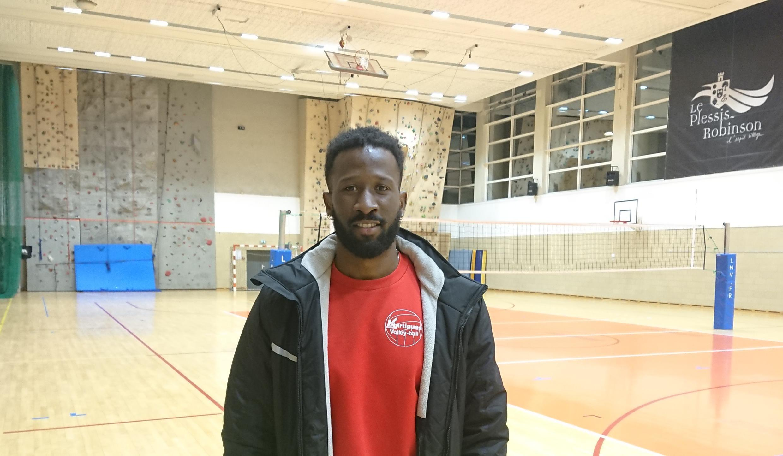 Gerson Pereira - Voleibol - Volley-Ball - Martigues - Cabo Verde - Portugal - Fonte do Bastardo