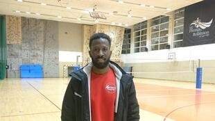 Gerson Pereira - Voleibol - Volley-Ball - Martigues - Cabo Verde - Portugal - Fonte do Bastardo