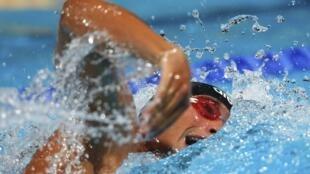 O nadador Nicolas Oliveira  ficou no 11 posição na classificatória do revezamento 4x200 nesta sexta-feira.