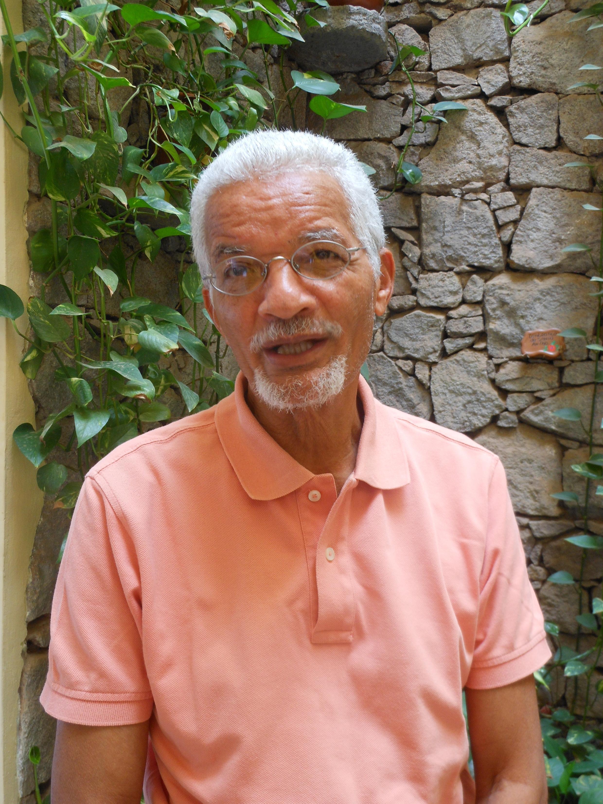 Corsino Tolentino, investigador no Instituto da África Ocidental (I.A.O.)