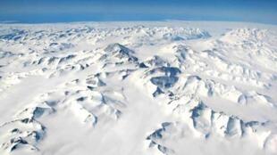 Montagnes transantarctiques.