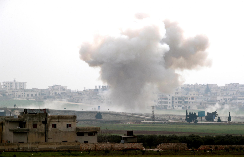 На этой неделе в Идлибе обострился конфликт военных Турции и Сирии.