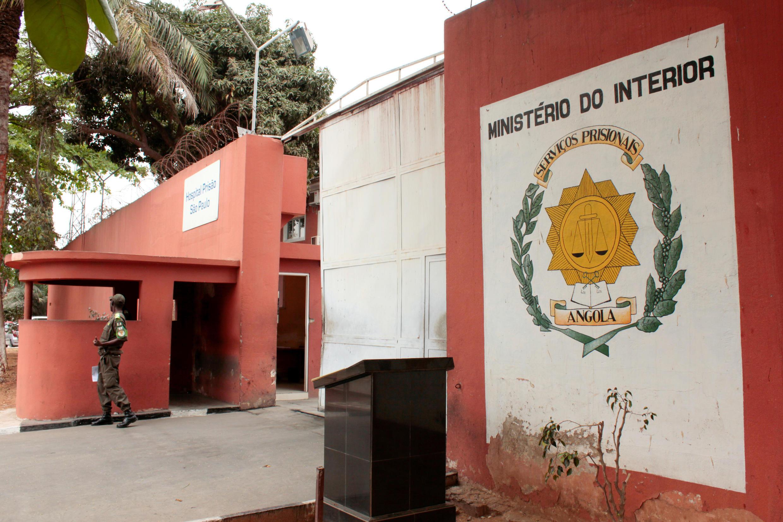 Cadeia de São Paulo, em Luanda, onde está detido José Filomeno dos Santos, filho do Ex-Presidente da República de Angola, José Eduardo dos Santos.