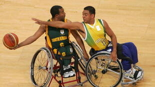 Wheelchair basketball at the 2008 Olympic Games.